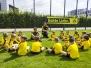 Warszawa - Camp Piłkarski BVB EVONIK Fuβballakademie w Warszawie 05.07-09.07.2021
